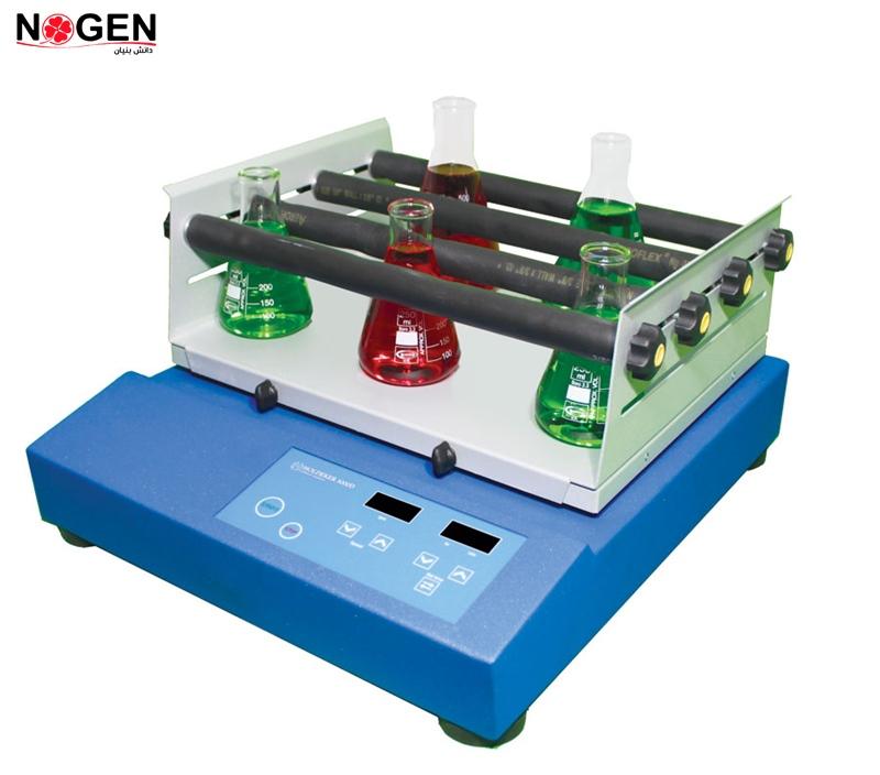 دستگاه شیکر آزمایشگاهی